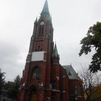 Johanneskirken (l'église Saint-Jean)