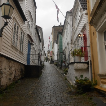 Quelque part dans le Vieux Bergen