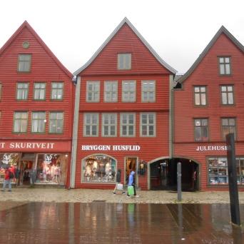 Maisons de Bryggen