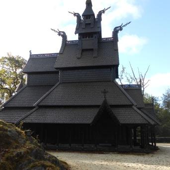 L'église de Fantoft